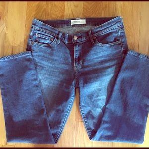 Gap Straight Leg Jeans 29S